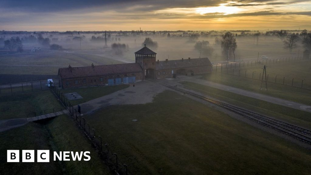 Auschwitz: Searching for traces of my grandfather