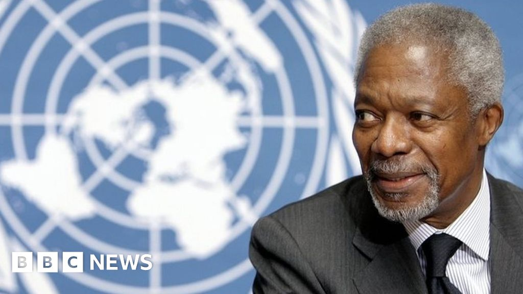Former UN chief Kofi Annan dies at 80 thumbnail