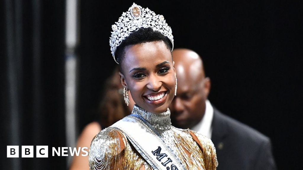 Miss Universe 2019:  May every little girl see their faces reflected in mine