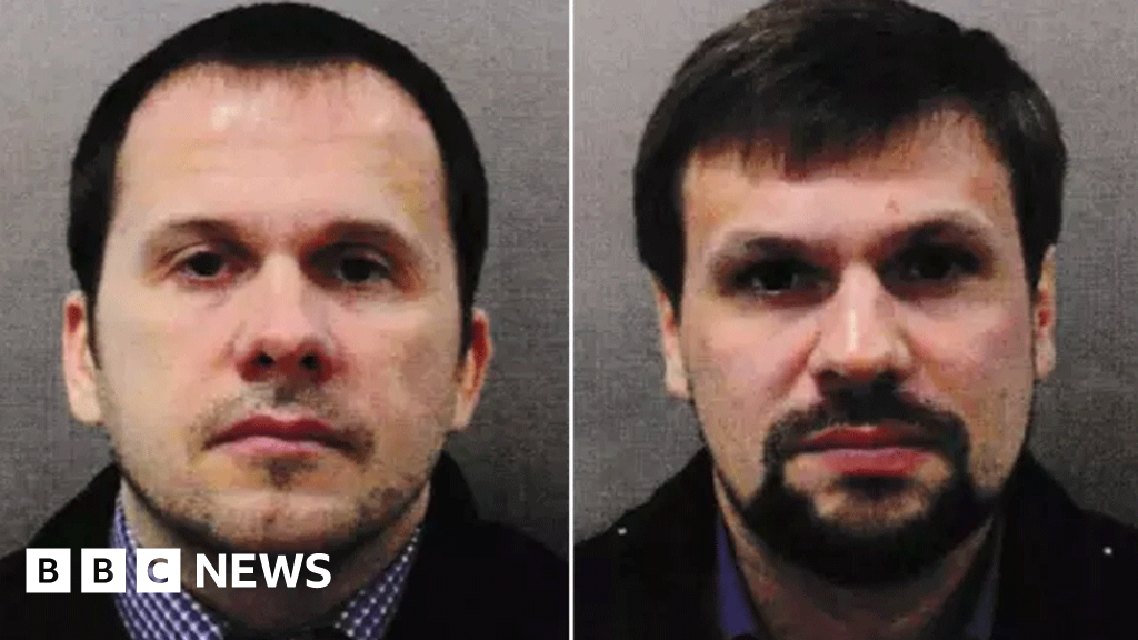 Salisbury poisoning agents 'linked to Czech blast'