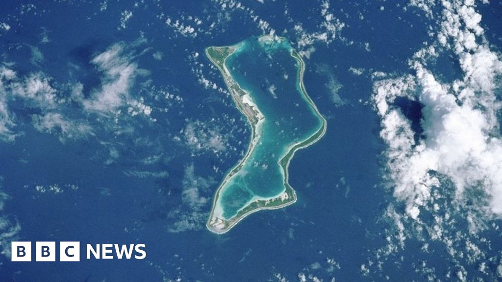 UK Chagos Islands control 'crime against humanity'