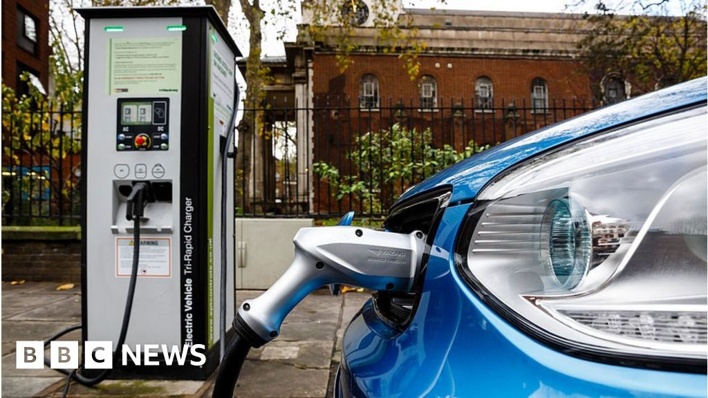 Electric vehicle sales outpace diesel again