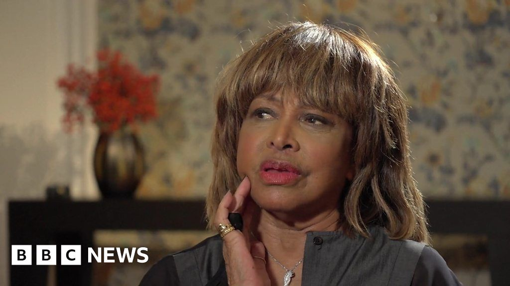 Tina Turner talks about love, life, music and heartache ...