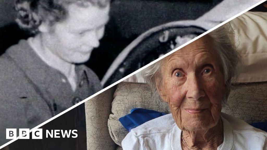 Typhoon builder Peggy celebrates 100th birthday