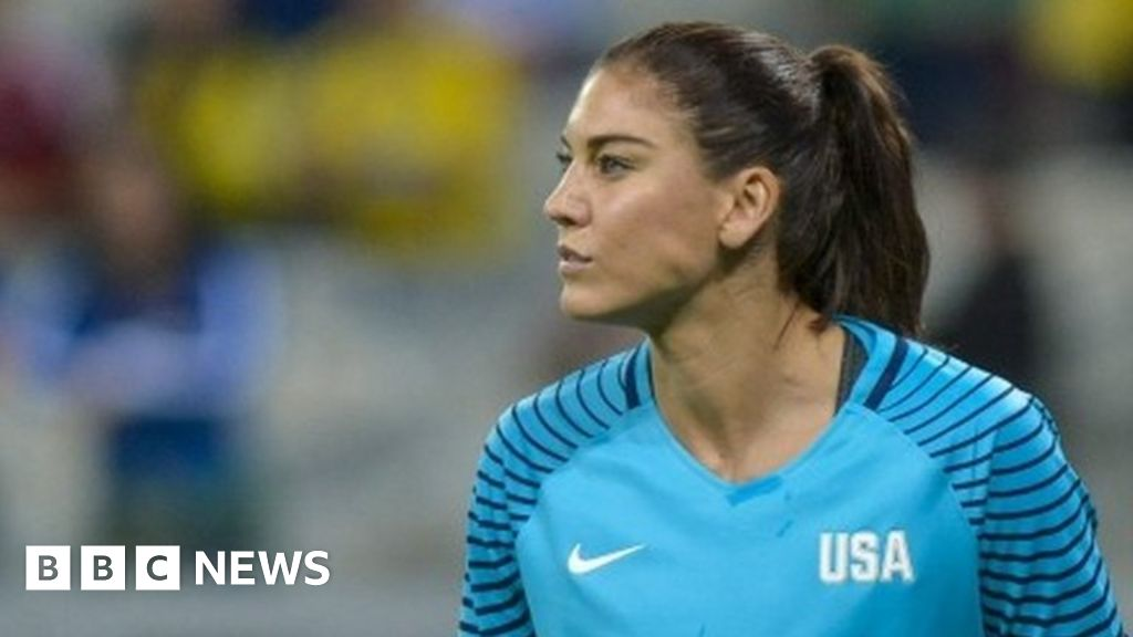 Rio 2016: Goalkeeper Hope Solo taunted with Zika chants