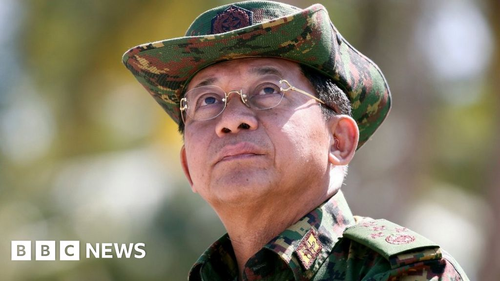 Top Myanmar generals banned from entering US