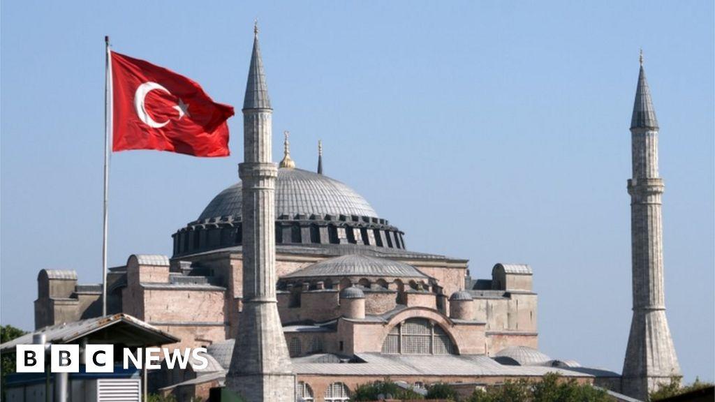 Turkey delays mosque decision on Hagia Sophia