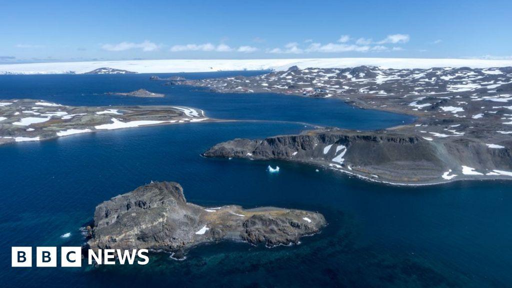 Coronavirus spreads to Antarctic research station