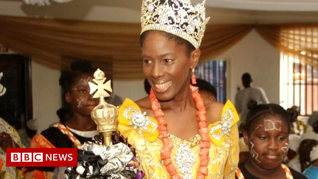 Queen Efik of Nigeria wants to hold royal meetings online
