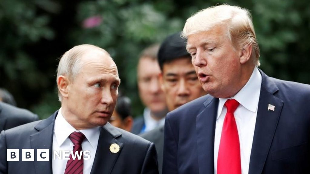 INF nuclear treaty: Nato  to avoid arms race  after US-Russia pact ends