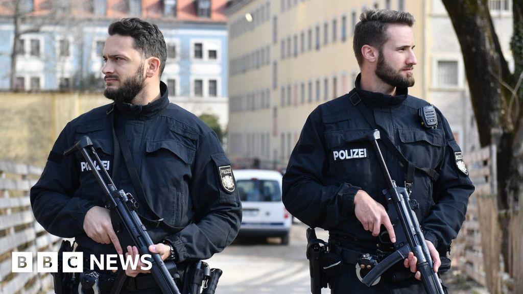 German police arrest 10 people on suspicion of planning terror attacks