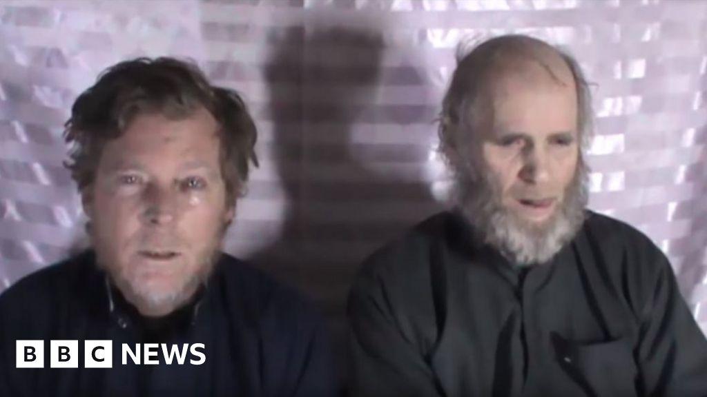 US and Australian hostage freed in Taliban prisoner swap