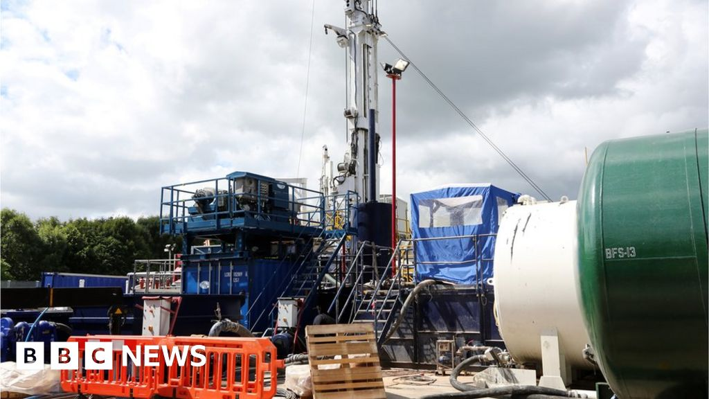 Fracking: Fermanagh council investigating 'significant error' in consultation