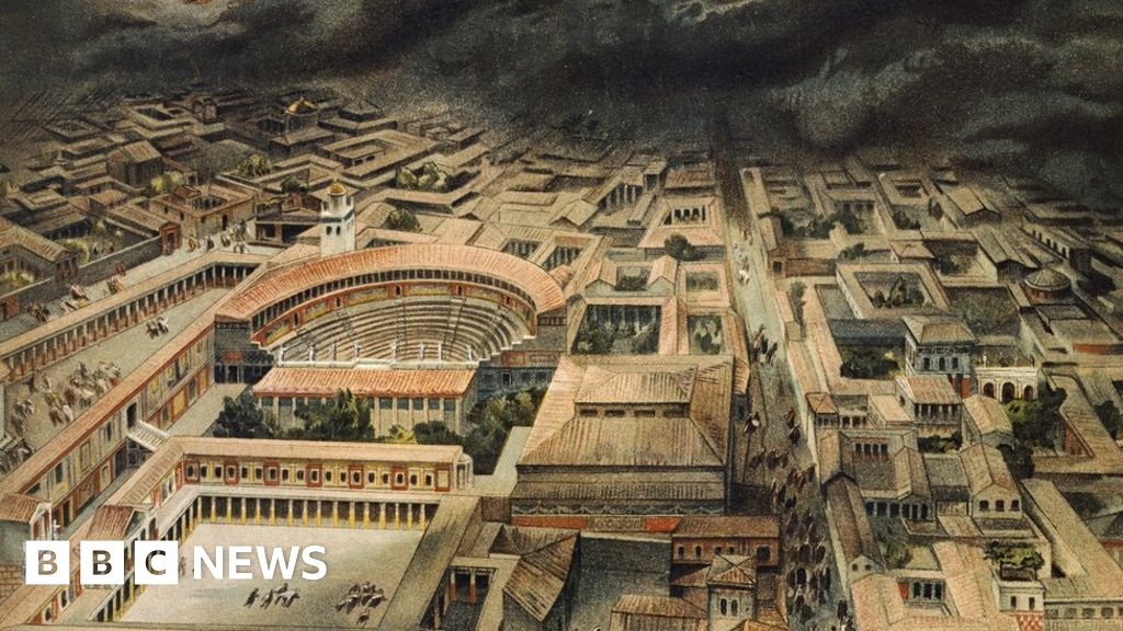 Pompeii's destruction date could be wrong