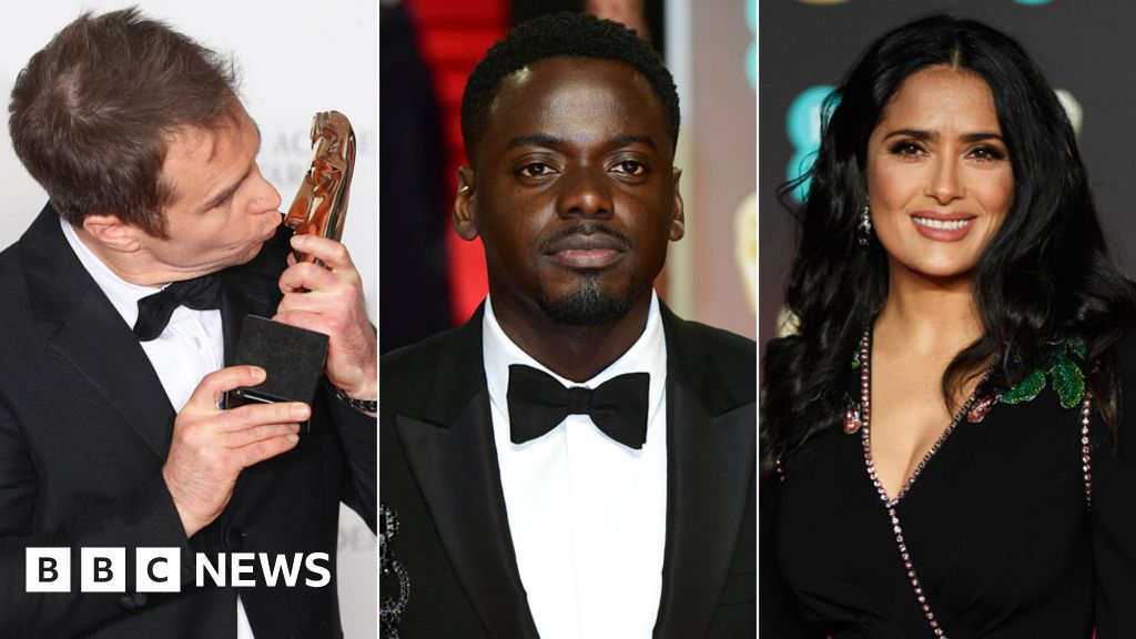 6 memorable moments from the Baftas