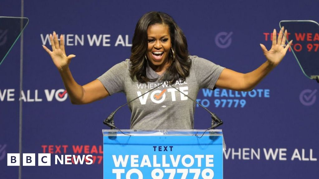 Michelle Obama opens up about IVF in memoir