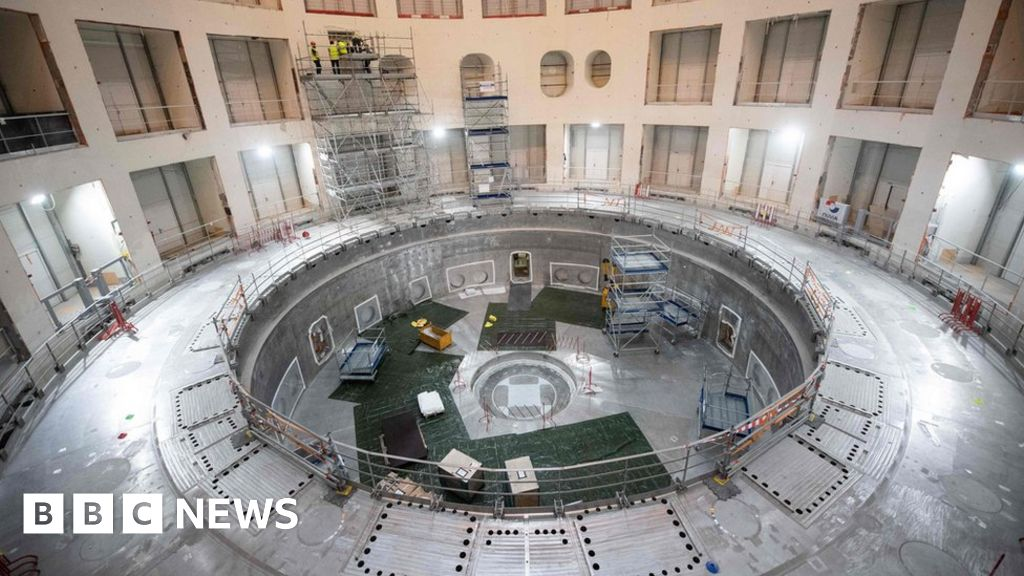 Largest nuclear fusion project begins assembly thumbnail