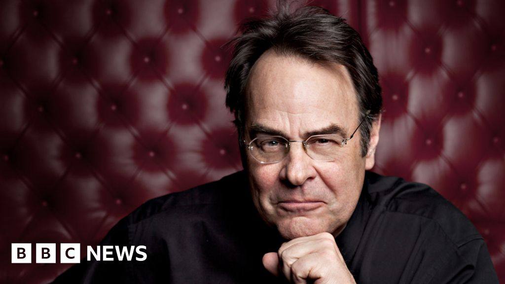 Like Dan Aykroyd ban went from ghosts to sell you
