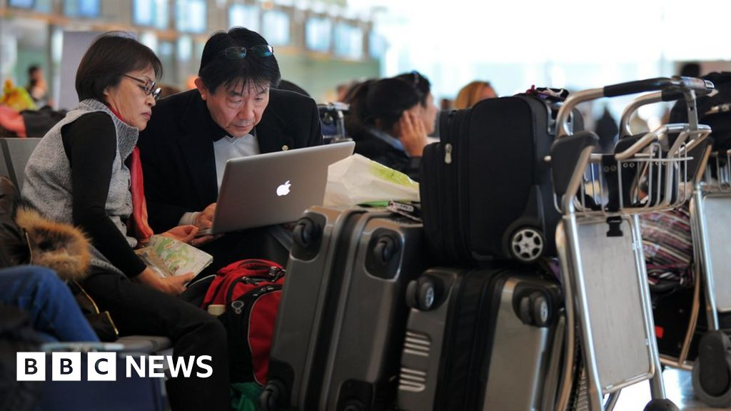 Electronics ban  How will new US and UK rules affect me  - BBC News 0c54a0bd1b1f8