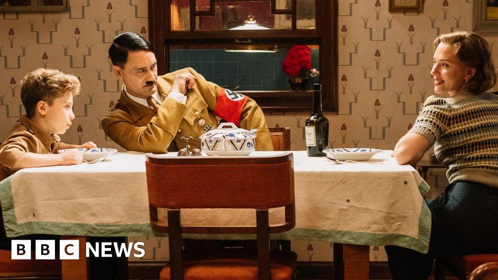 Nazi satire wins top Toronto film award