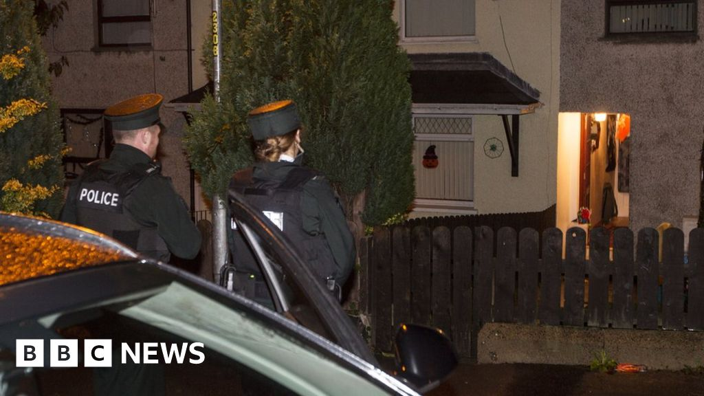 Newry man shot 39 answering front door 39 bbc news for Exterior doors northern ireland