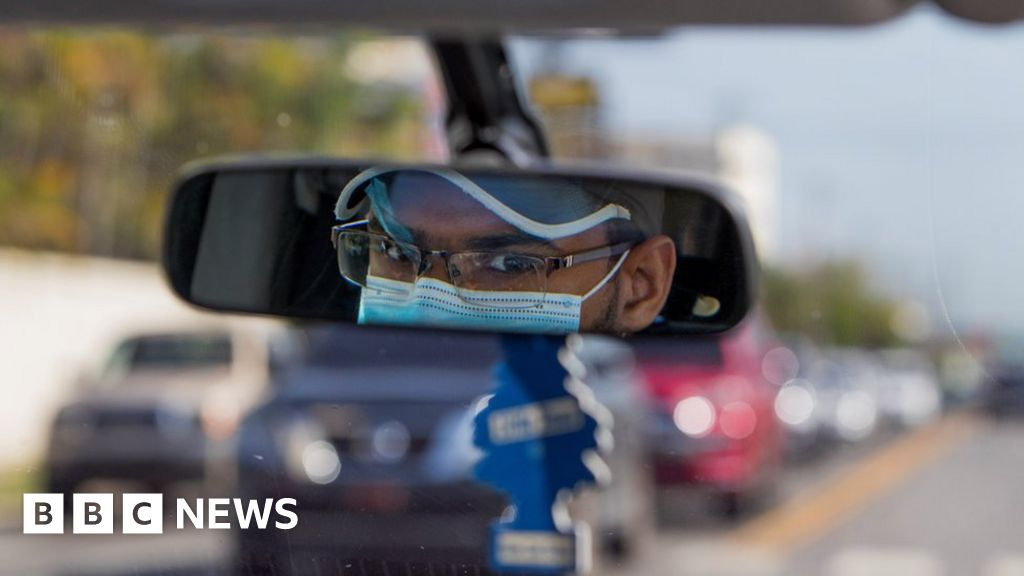 Coronavirus: face masks mandatory for Uber passengers and drivers