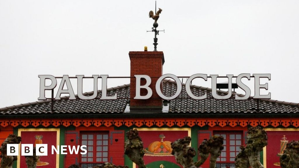 Paul Bocuse, the Famous chef s restaurant to lose a three-star rating after 55 years