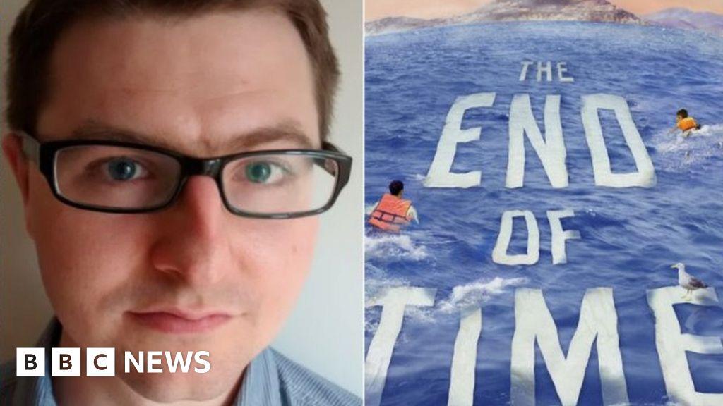Gavin Extence: Sheffield author on his Syrian refugee novel