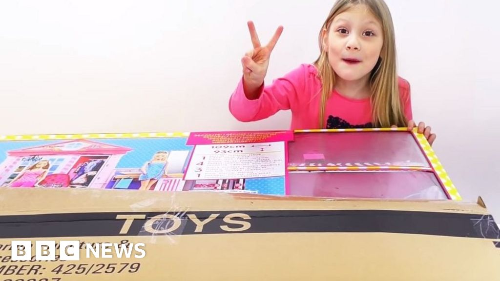 Should children watch toy unboxing videos?