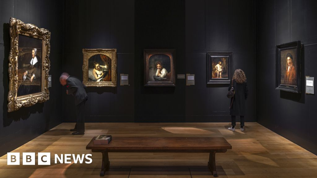 Rembrandt theft foiled at Dulwich Picture Gallery