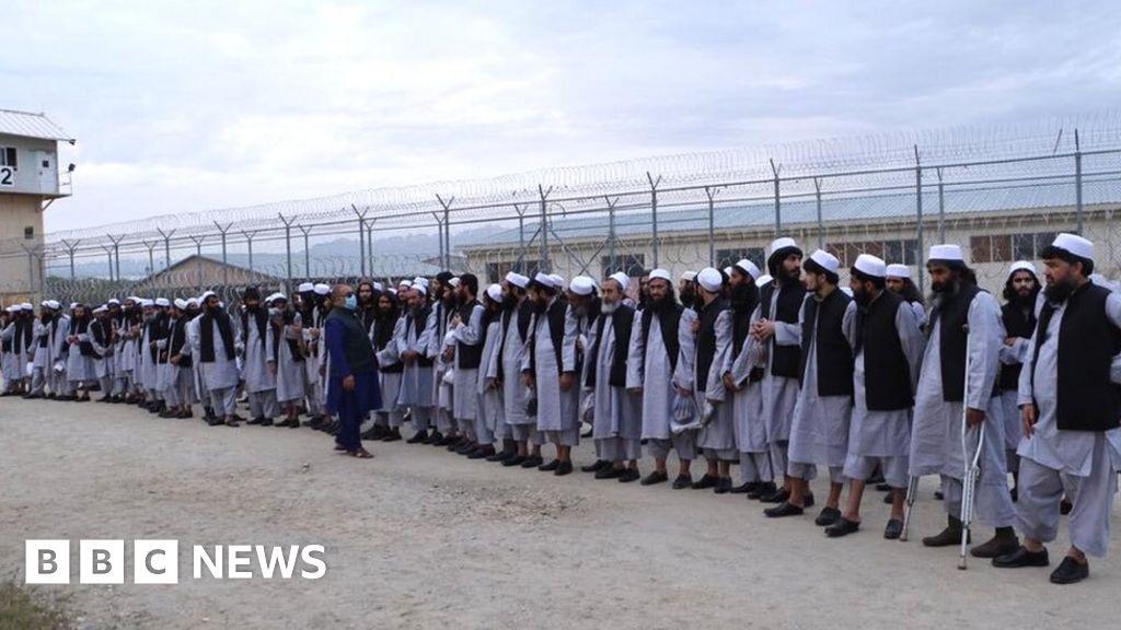 Afghanistan: Taliban prisoner release amid Eid al-Fitr ceasefire - BBC News