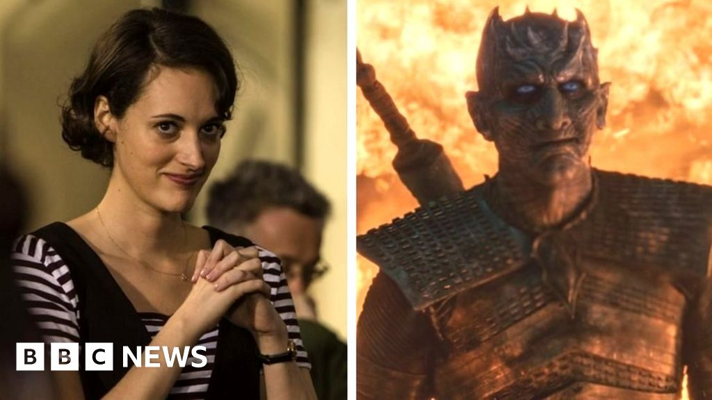 """Bafta TV Awards: Fleabag and """"Game of Thrones"""" to """"must-see moment"""""""