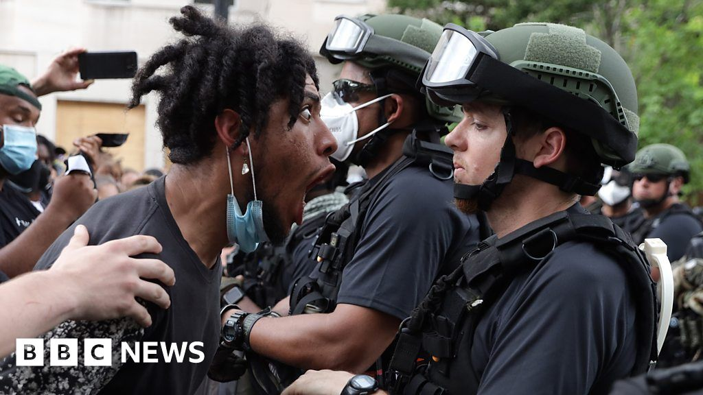 George Floyd: American history with police brutality