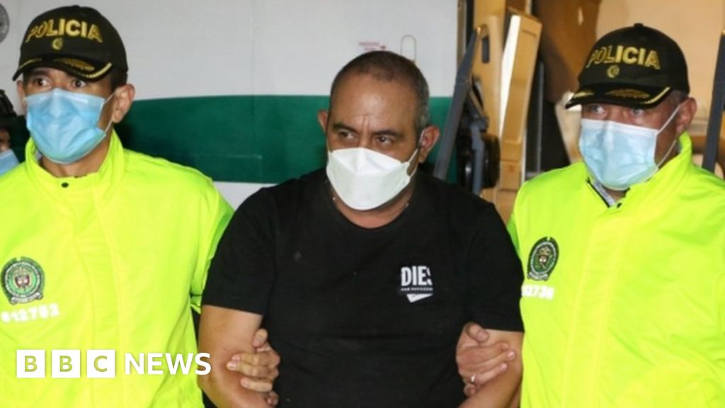 Colombian drug lord Otoniel to be extradited to US
