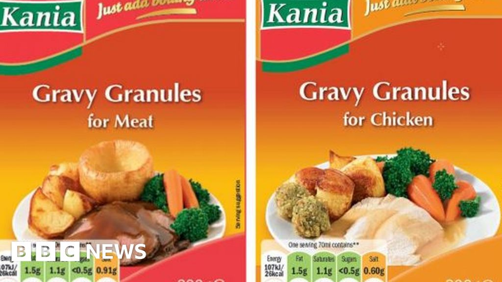 Lidl Gravy Granules Found To Contain Paint Thinner Chemical Bbc News