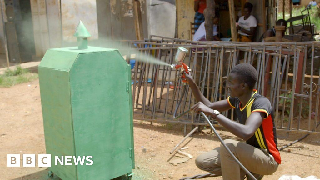 Uganda's food waste warrior aims to help farmers
