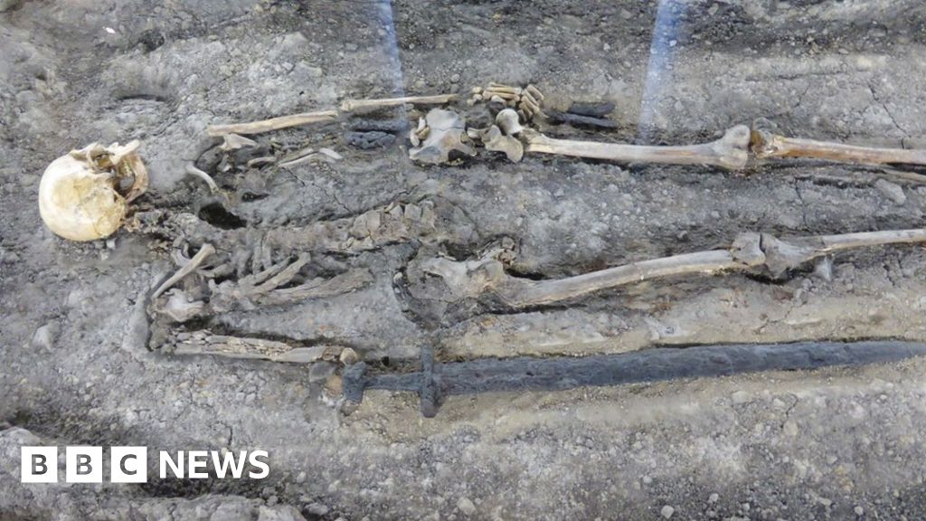 Mystery of the skeleton hijacked by Nazis and Soviets