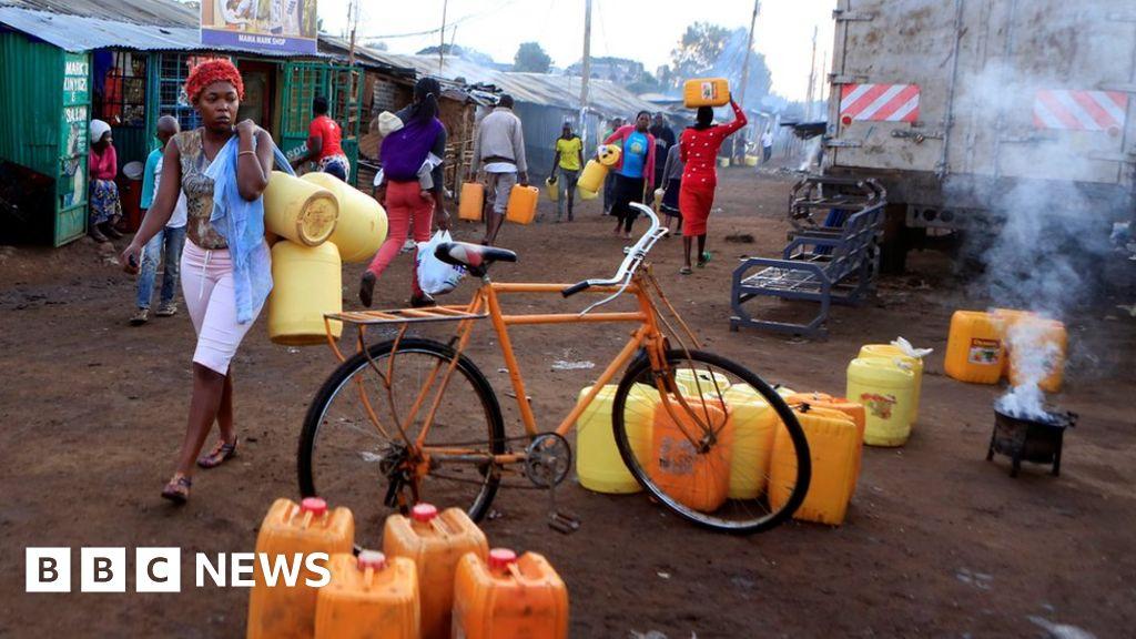 Nairobi water: What's behind severe shortages? thumbnail