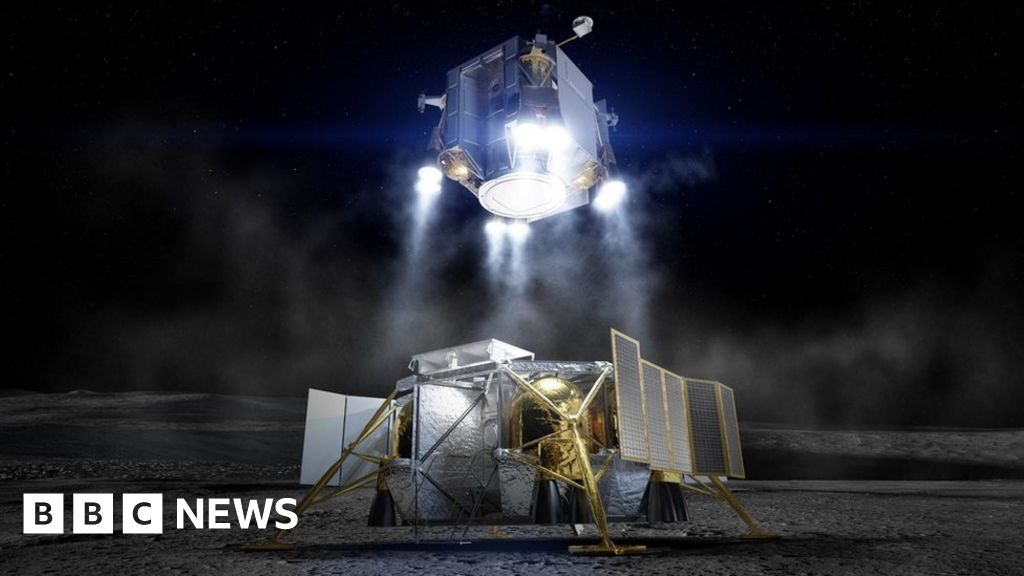 Boeing aims for Moon landing in 'fewer steps'
