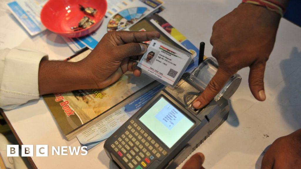 Viewpoint: The pitfalls of India's biometric ID scheme - BBC