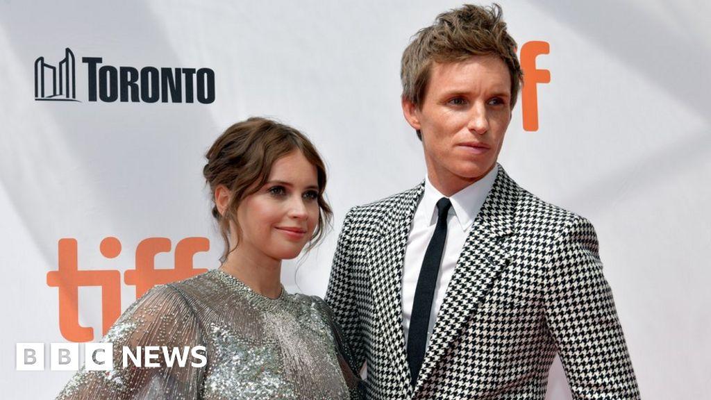 To unite Toronto, 2019: Eddie Redmayne and Felicity Jones, for The aeronauts