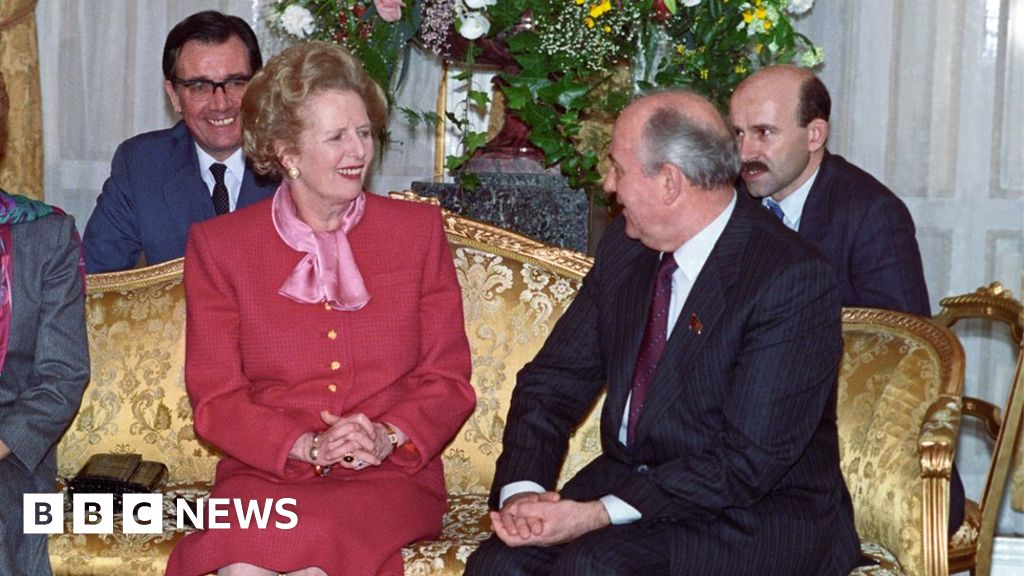 Margaret Thatcher: Former PM named outfits, after Gorbachev and Reagan