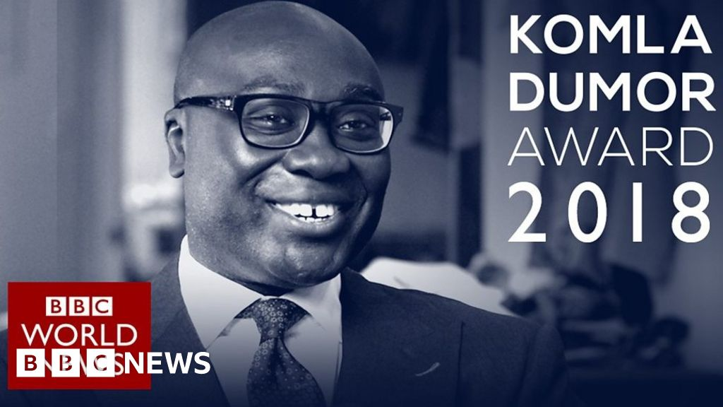 why should komla dumor die The bbc is seeking a rising star of african journalism for the bbc world news komla dumor award  who died suddenly aged 41 in 2014 in komla's.