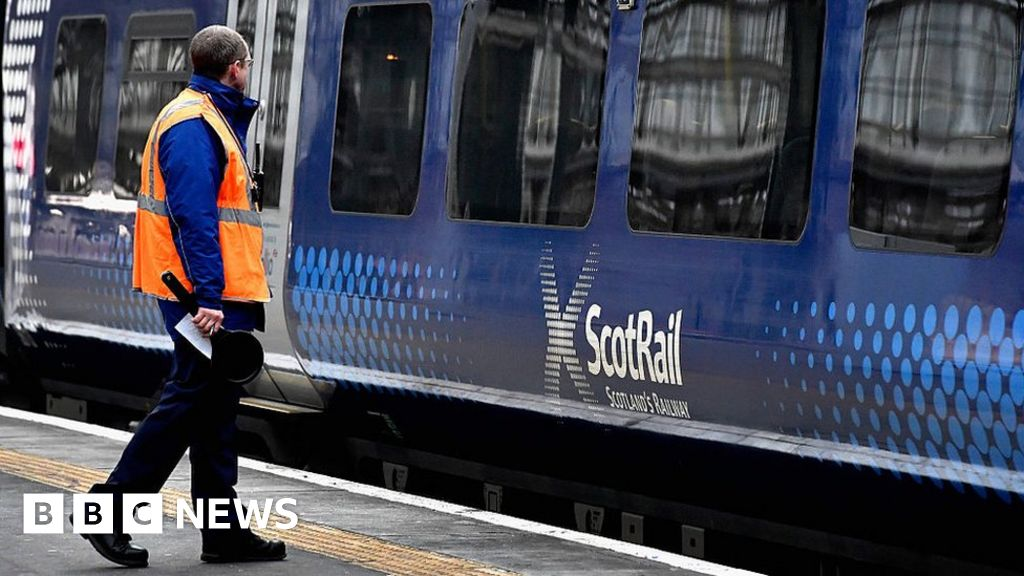 COP26: Rail union rejects 'unacceptable' pay offer to avoid strikes
