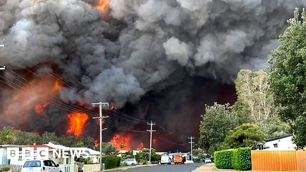 Is climate change to blame for Australia s bushfires?
