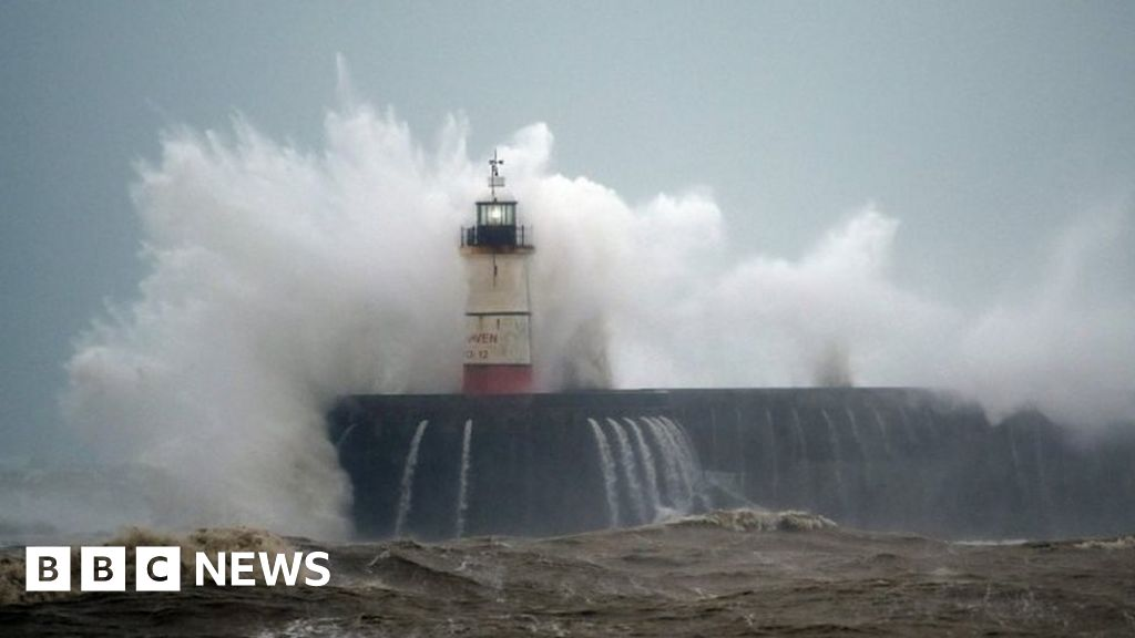 Storm Ciara: In pictures