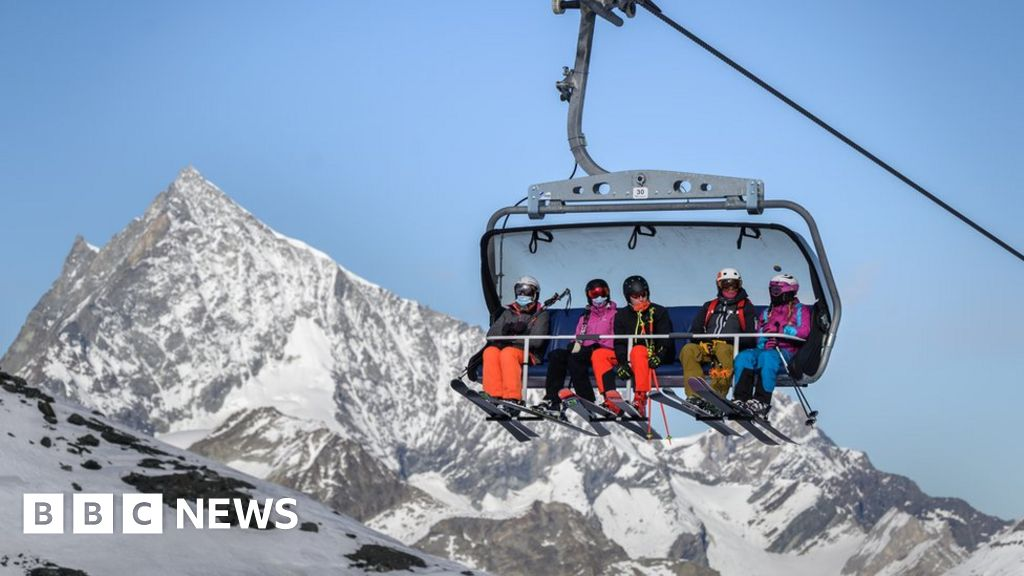 Coronavirus: Defiant ski nations bid to save winter season