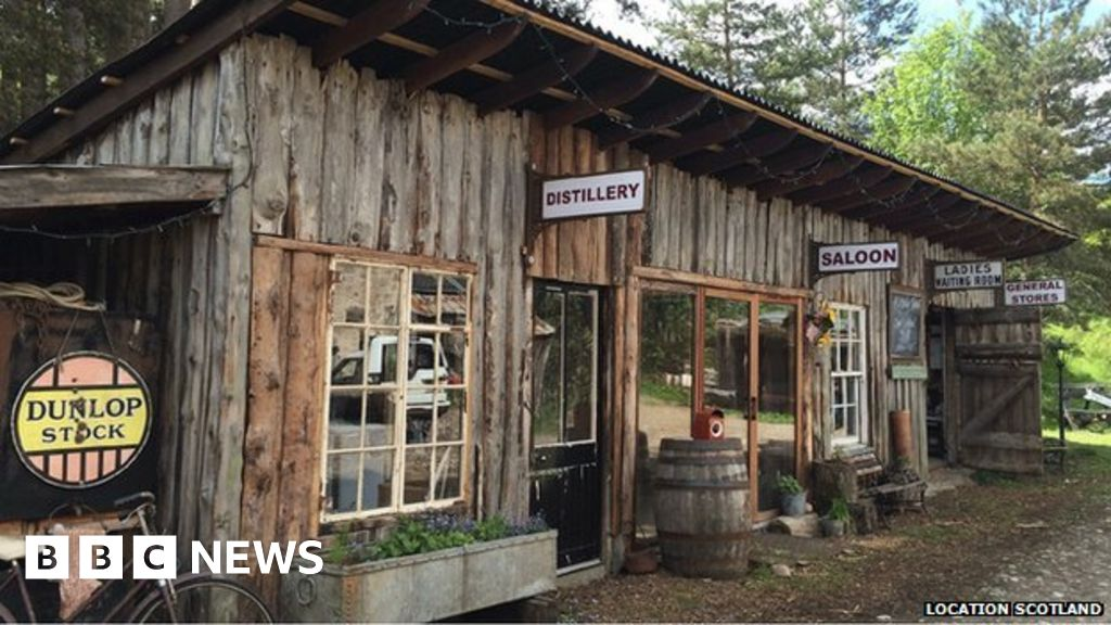 Shed With Gin Distillery Near Aviemore Wins Pub Honour