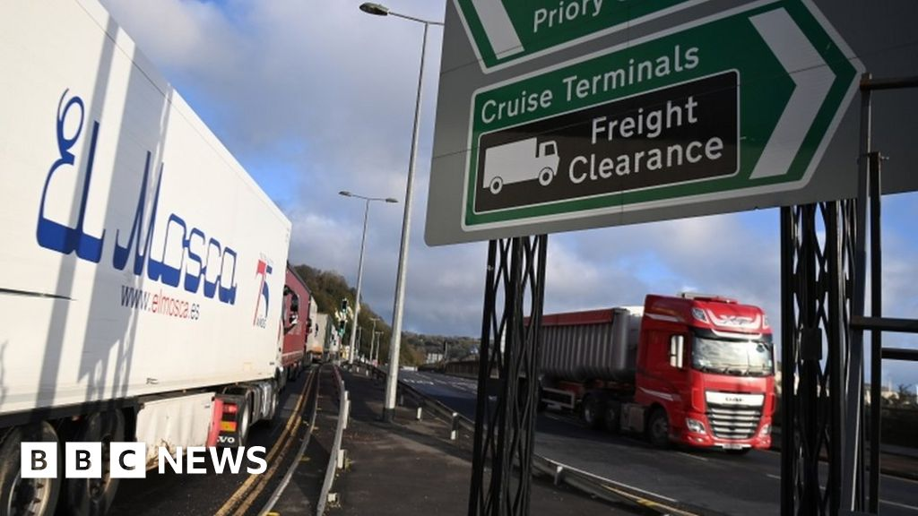 , Brexit: Firms warn 'clock is ticking' to keep goods moving, Saubio Making Wealth