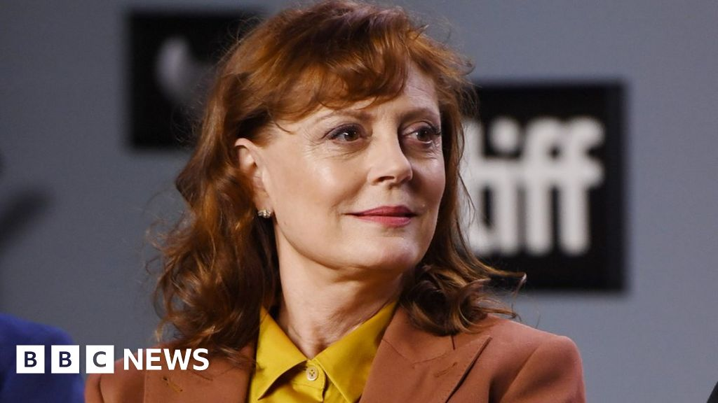 Toronto Film Festival: Susan Sarandon voices support for assisted dying